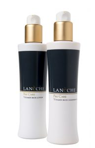 Lanèche 21001 + 21002 Pre Care vitamin-rich milk and lotion