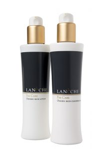 Lanèche 21011 + 21012 Pre Care oxygen-rich milk and lotion