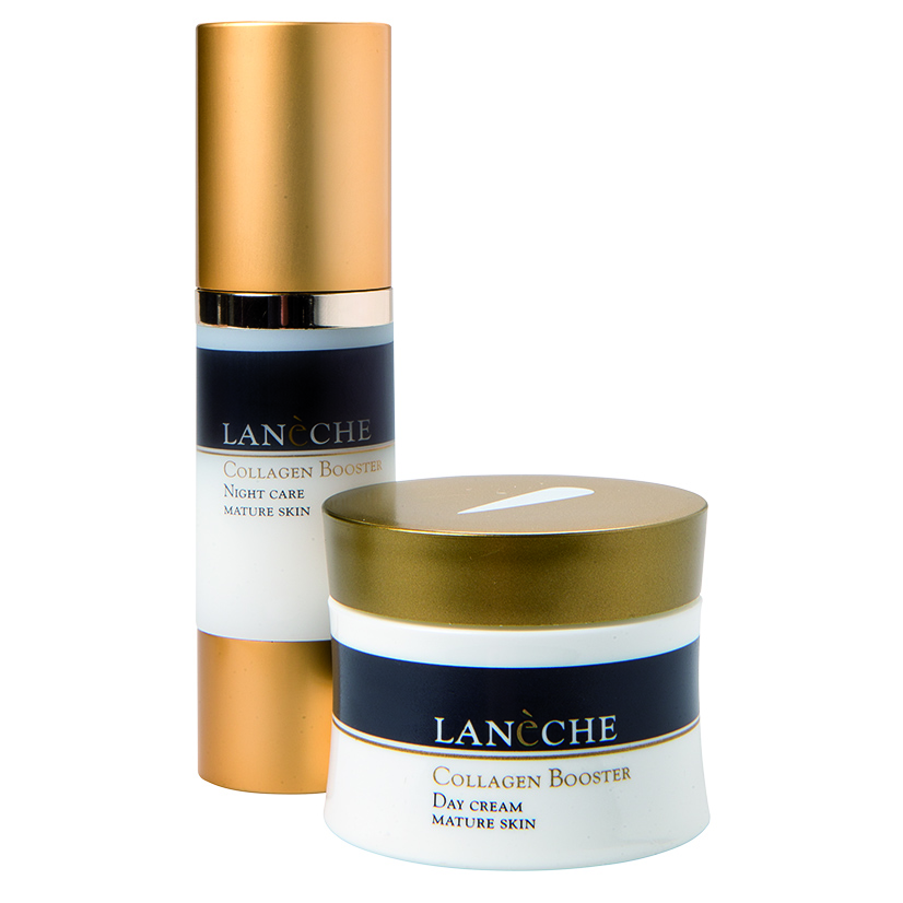 Laneche Collagen Booster Day cream and Night care